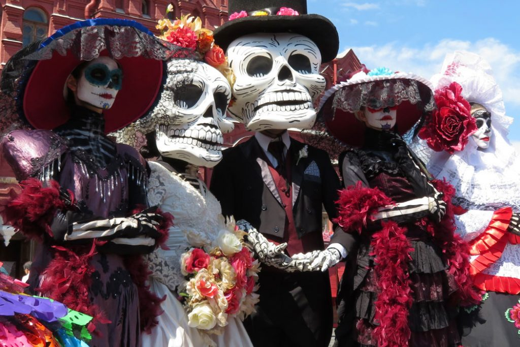 Americanism: Day of the Dead